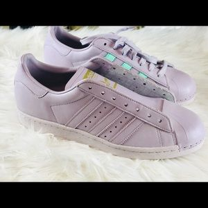 Mi Adidas Lilac 2015 Custom Holiday Sneakers 8 M